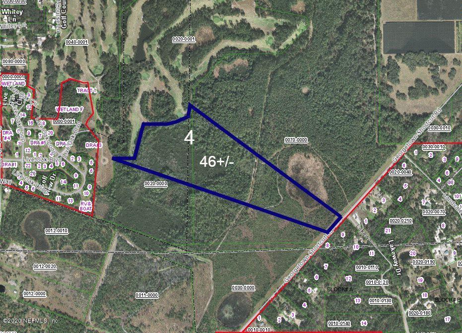 221- LOT 4 GEORGETOWN SHORTCUT, CRESCENT CITY, FLORIDA 32112, ,Vacant land,For sale,GEORGETOWN SHORTCUT,1035697