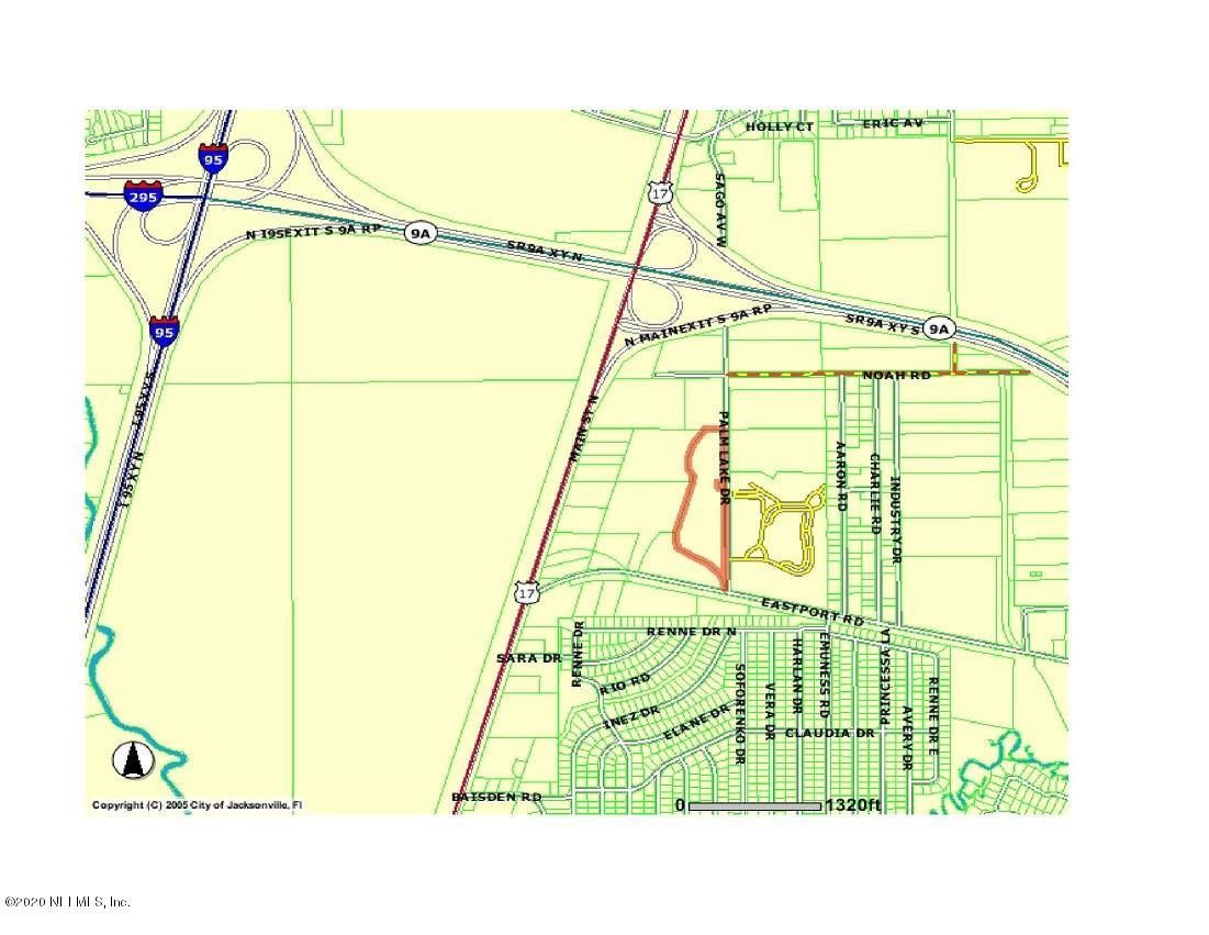 0 PALM LAKE 1, JACKSONVILLE, FLORIDA 32218, ,Vacant land,For sale,PALM LAKE 1,1035785