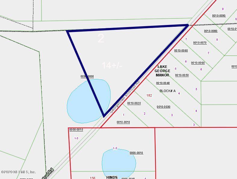 143 GEORGETOWN SHORTCUT-LOT 2, CRESCENT CITY, FLORIDA 32112, ,Vacant land,For sale,GEORGETOWN SHORTCUT-LOT 2,1035704