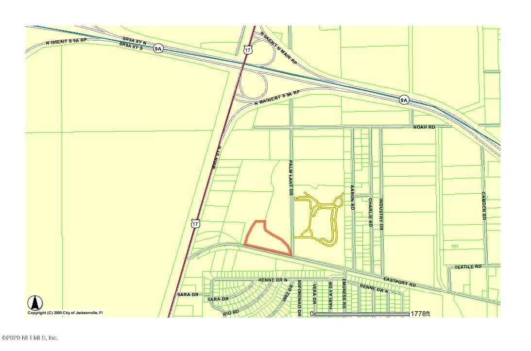 0 EASTPORT, JACKSONVILLE, FLORIDA 32218, ,Vacant land,For sale,EASTPORT,1035800