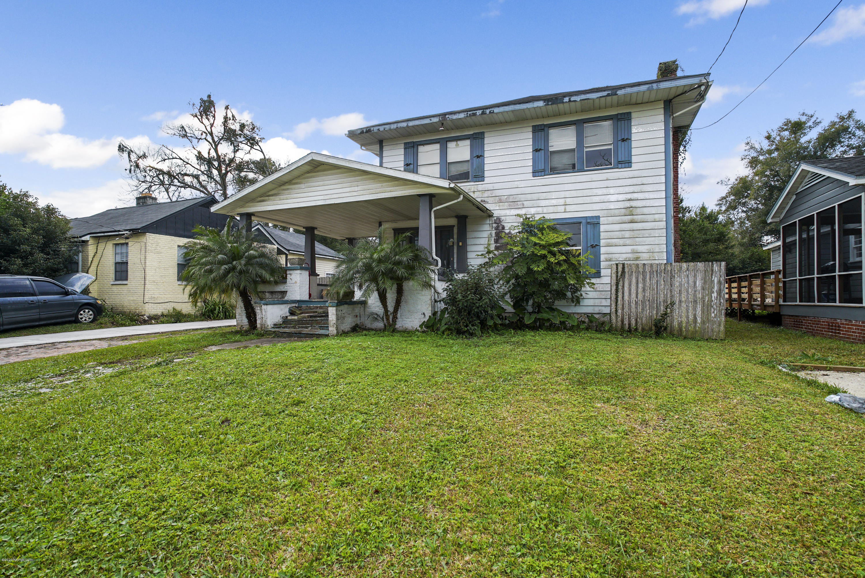 5316 COLONIAL, JACKSONVILLE, FLORIDA 32210, 4 Bedrooms Bedrooms, ,1 BathroomBathrooms,Investment / MultiFamily,For sale,COLONIAL,1035947