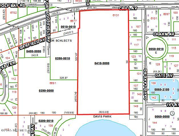 6131 CRILL, PALATKA, FLORIDA 32177, ,Commercial,For sale,CRILL,1035960