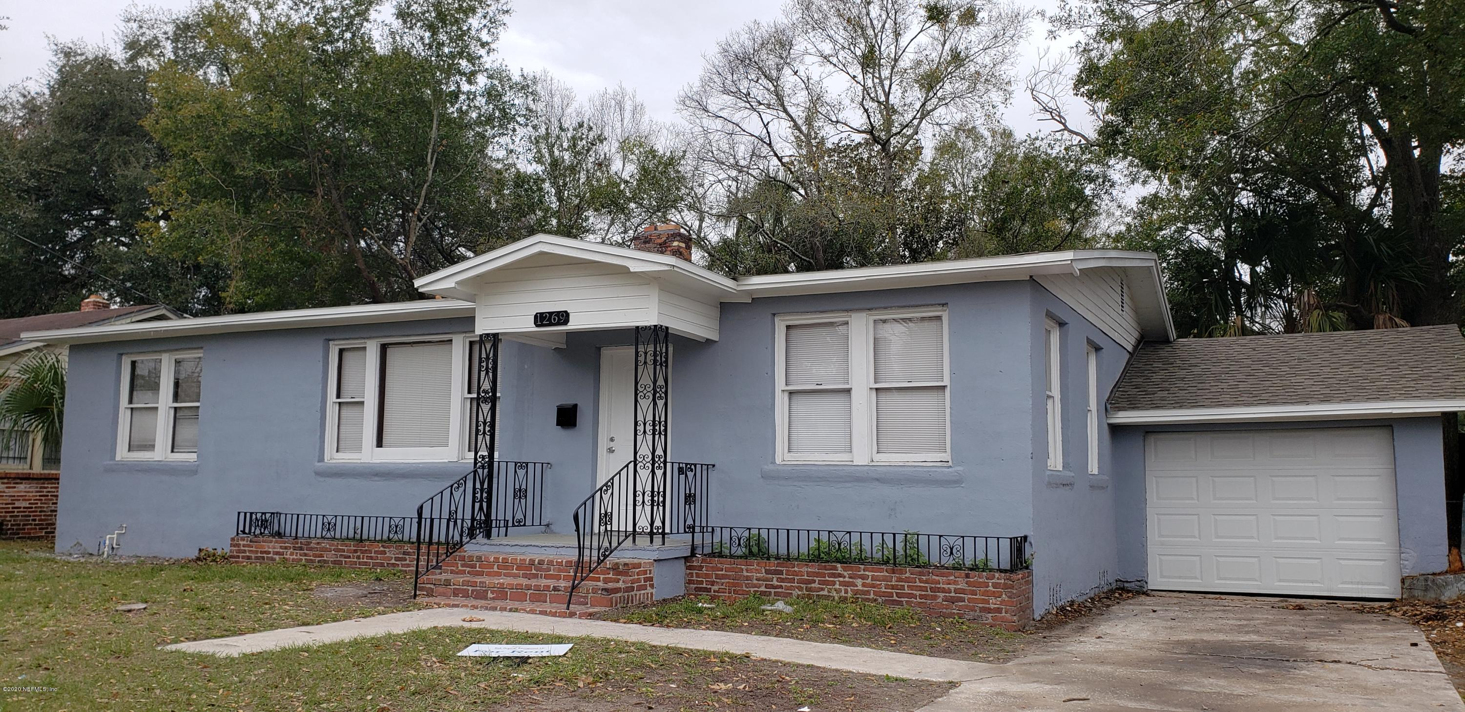 1269 20TH, JACKSONVILLE, FLORIDA 32209, 3 Bedrooms Bedrooms, ,2 BathroomsBathrooms,Investment / MultiFamily,For sale,20TH,1036185