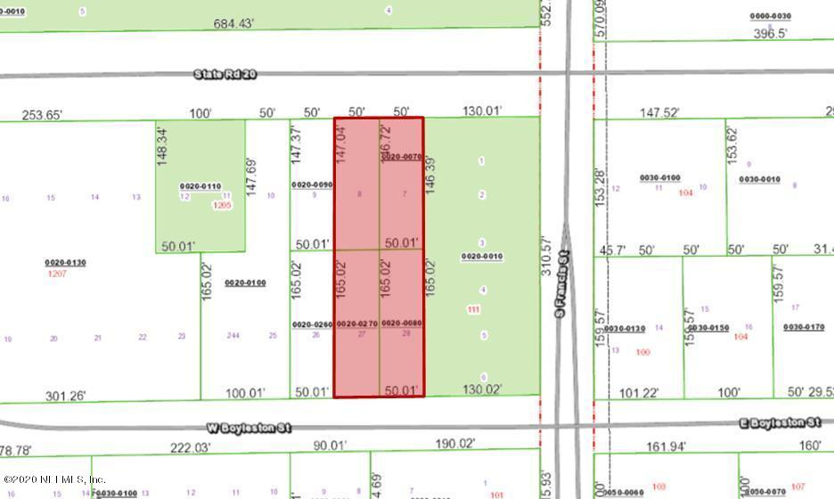 1201 STATE ROAD 20, INTERLACHEN, FLORIDA 32148, ,Commercial,For sale,STATE ROAD 20,1036364
