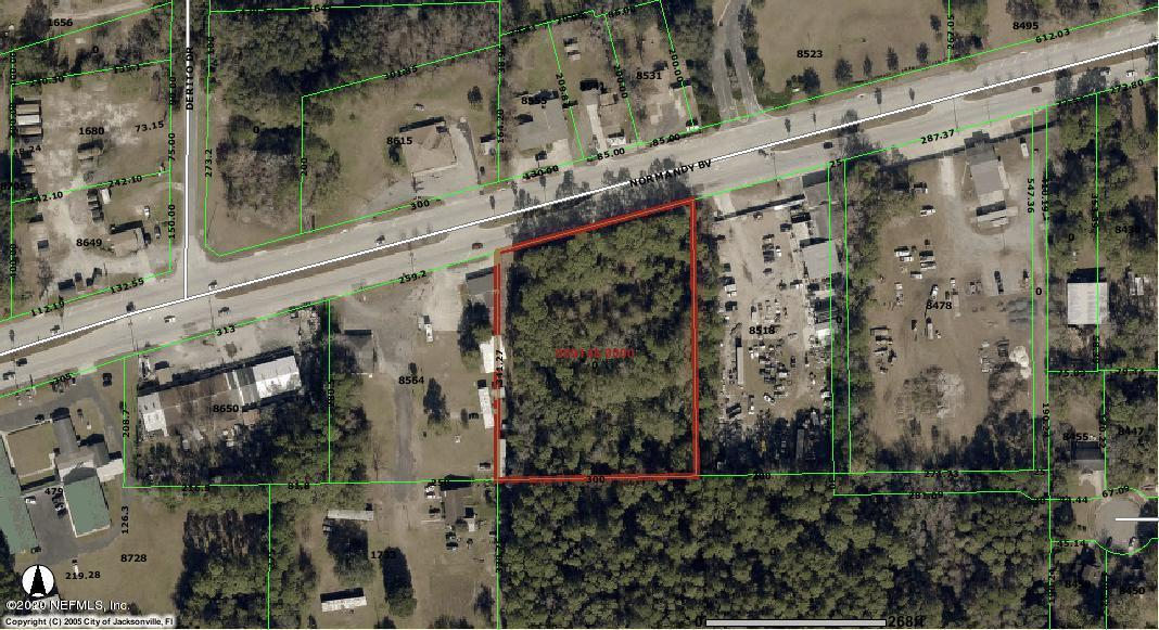 0000 NORMANDY, JACKSONVILLE, FLORIDA 32221, ,Vacant land,For sale,NORMANDY,1037379