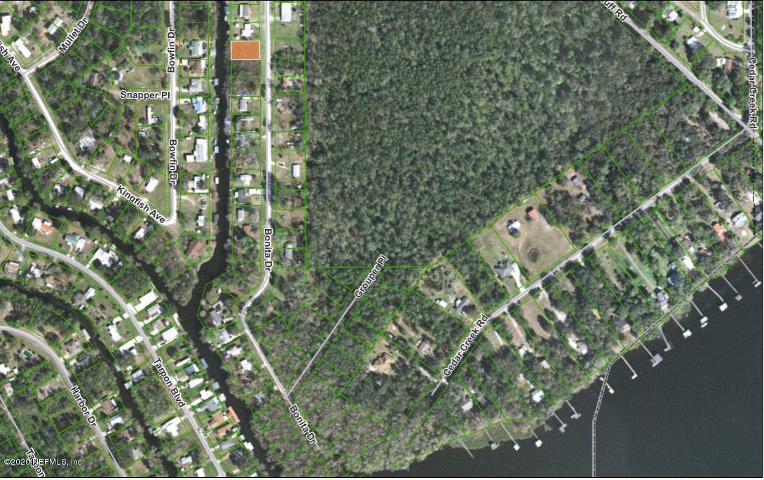 131 BONITA, PALATKA, FLORIDA 32177, ,Vacant land,For sale,BONITA,1037729