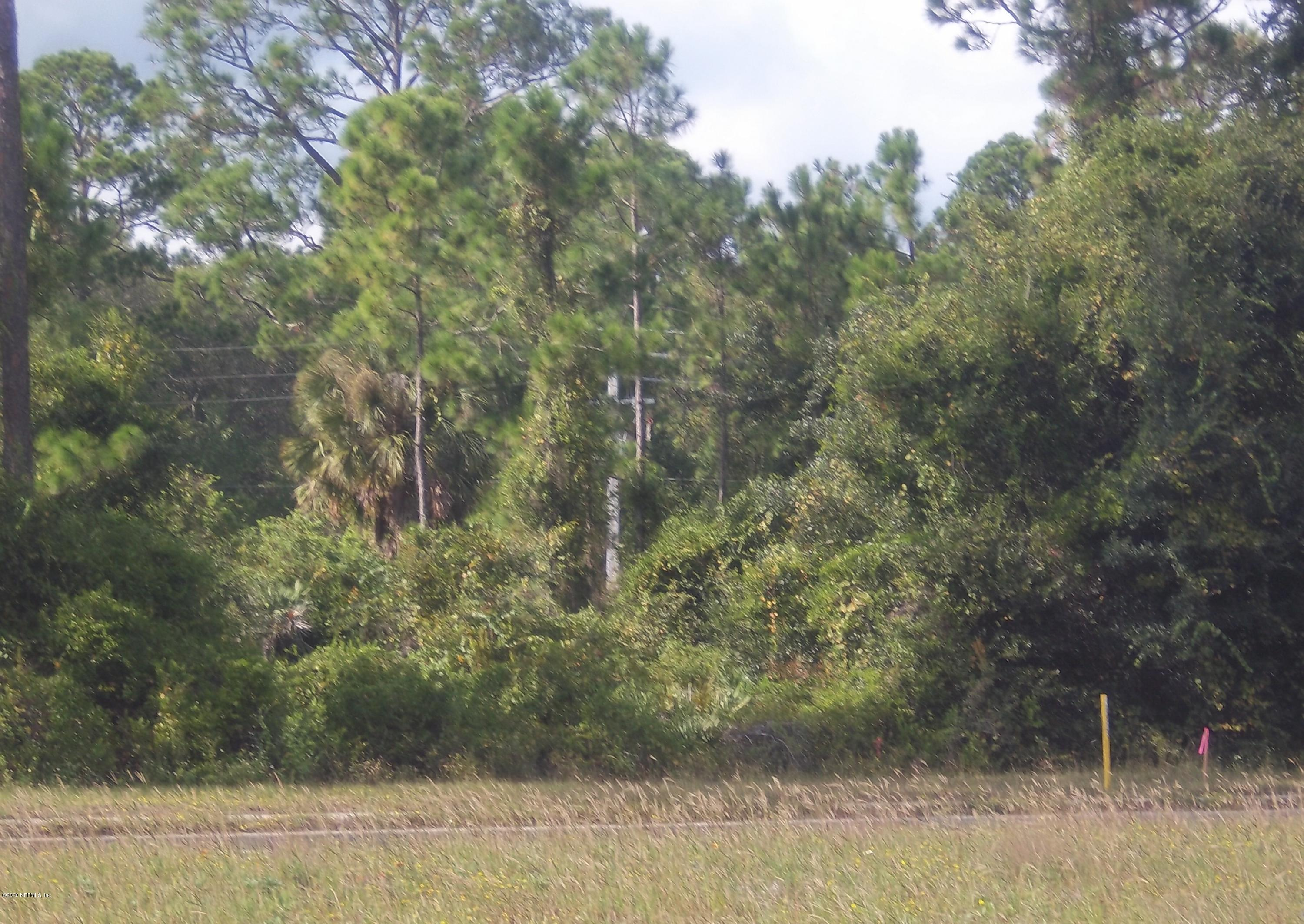 0 STATE ROAD 207, ST AUGUSTINE, FLORIDA 32084, ,Vacant land,For sale,STATE ROAD 207,980410