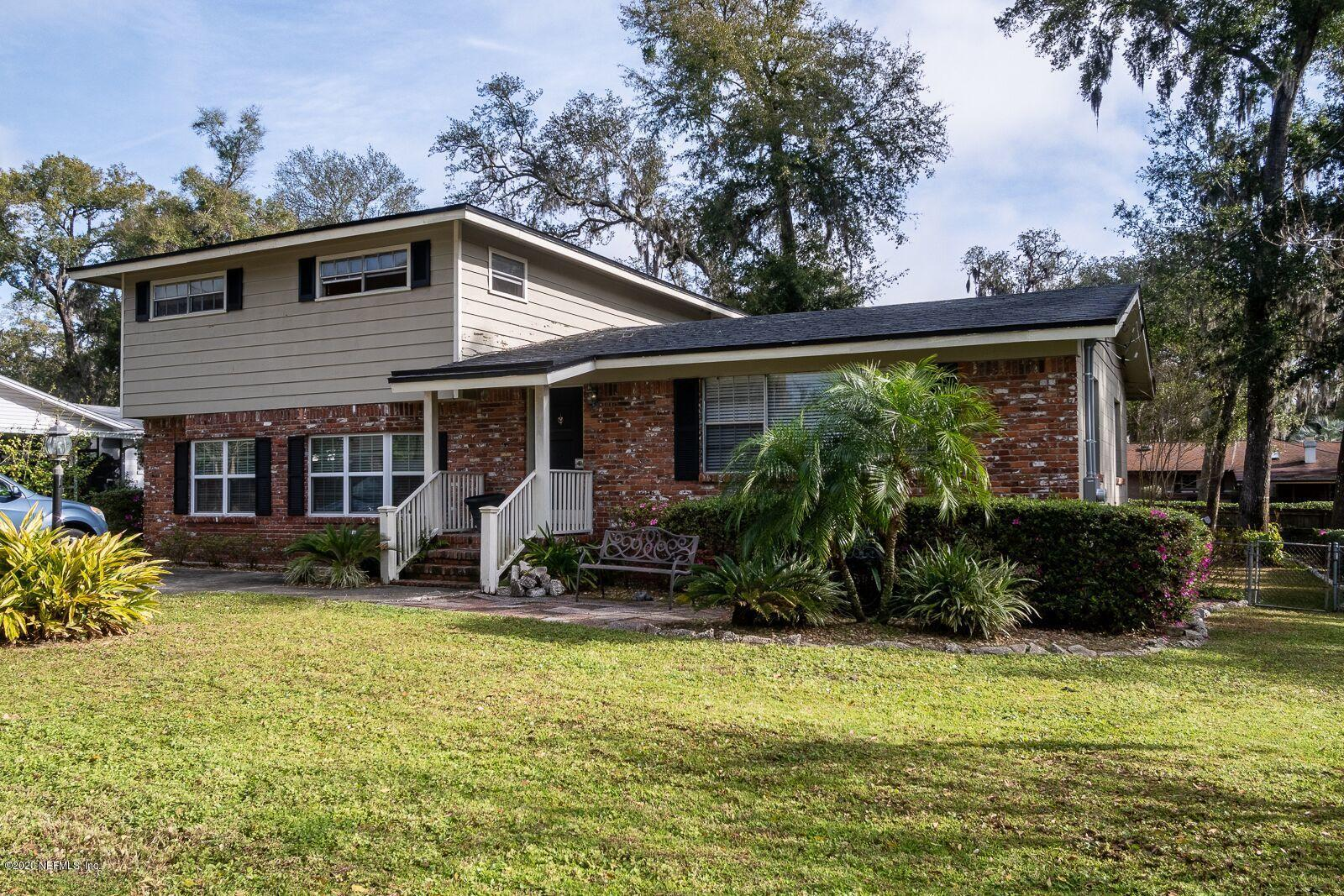 2865 WOODLAND, ORANGE PARK, FLORIDA 32073, 3 Bedrooms Bedrooms, ,2 BathroomsBathrooms,Residential,For sale,WOODLAND,1038538