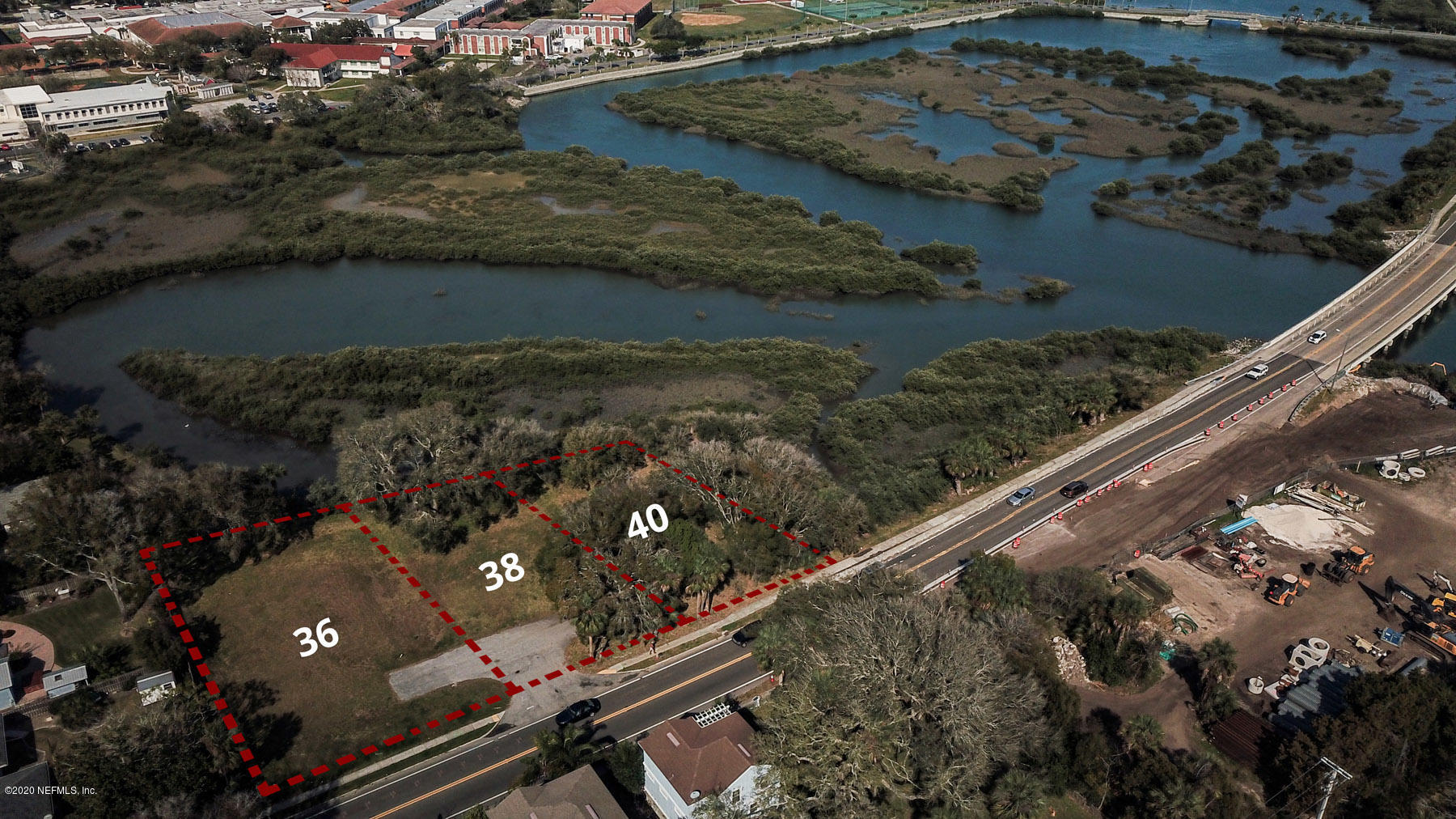 36 MAY, ST AUGUSTINE, FLORIDA 32084, ,Vacant land,For sale,MAY,1037852