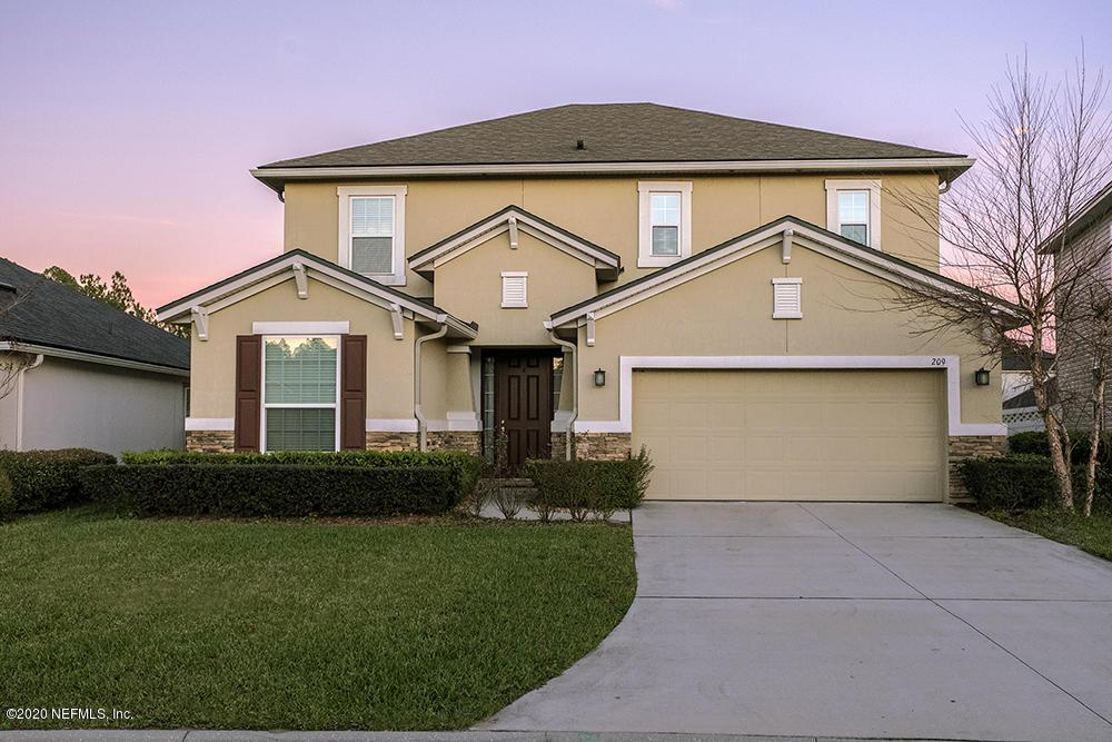 209 GILMORE, ORANGE PARK, FLORIDA 32065, 4 Bedrooms Bedrooms, ,3 BathroomsBathrooms,Residential,For sale,GILMORE,1039156