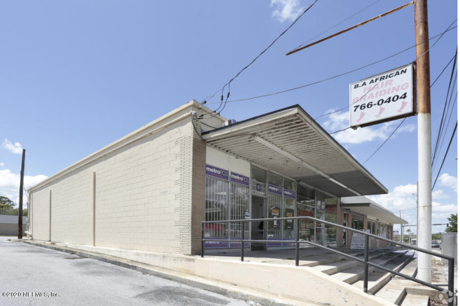 8010 LEM TURNER, JACKSONVILLE, FLORIDA 32208, ,Commercial,For sale,LEM TURNER,1039181