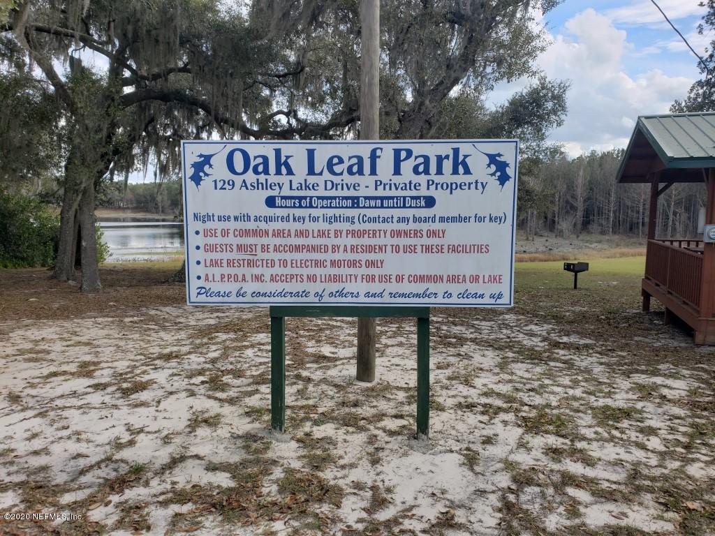 261 ASHLEY LAKE, MELROSE, FLORIDA 32666, ,Vacant land,For sale,ASHLEY LAKE,1039624