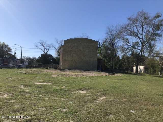 7036 KEN KNIGHT, JACKSONVILLE, FLORIDA 32209, ,Vacant land,For sale,KEN KNIGHT,1040078