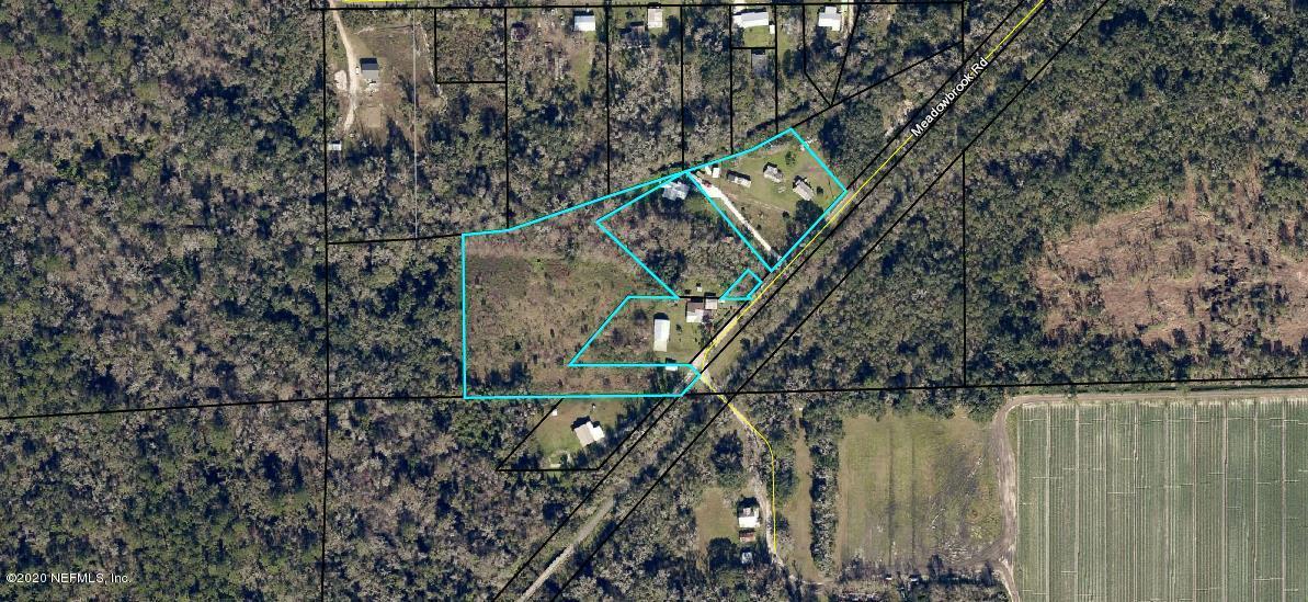 5365 MEADOWBROOK, ELKTON, FLORIDA 32033, ,Vacant land,For sale,MEADOWBROOK,1041419