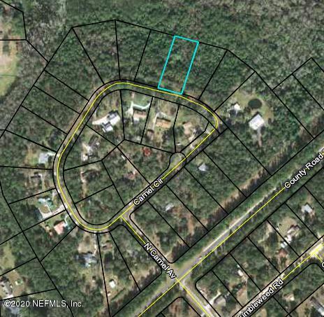 2831 CAMEL, MIDDLEBURG, FLORIDA 32068, ,Vacant land,For sale,CAMEL,1041481