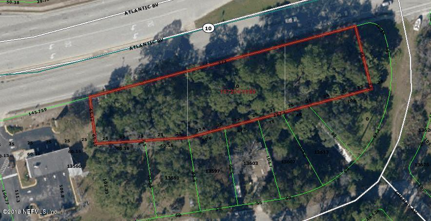 0 ATLANTIC, JACKSONVILLE, FLORIDA 32224, ,Vacant land,For sale,ATLANTIC,1041679