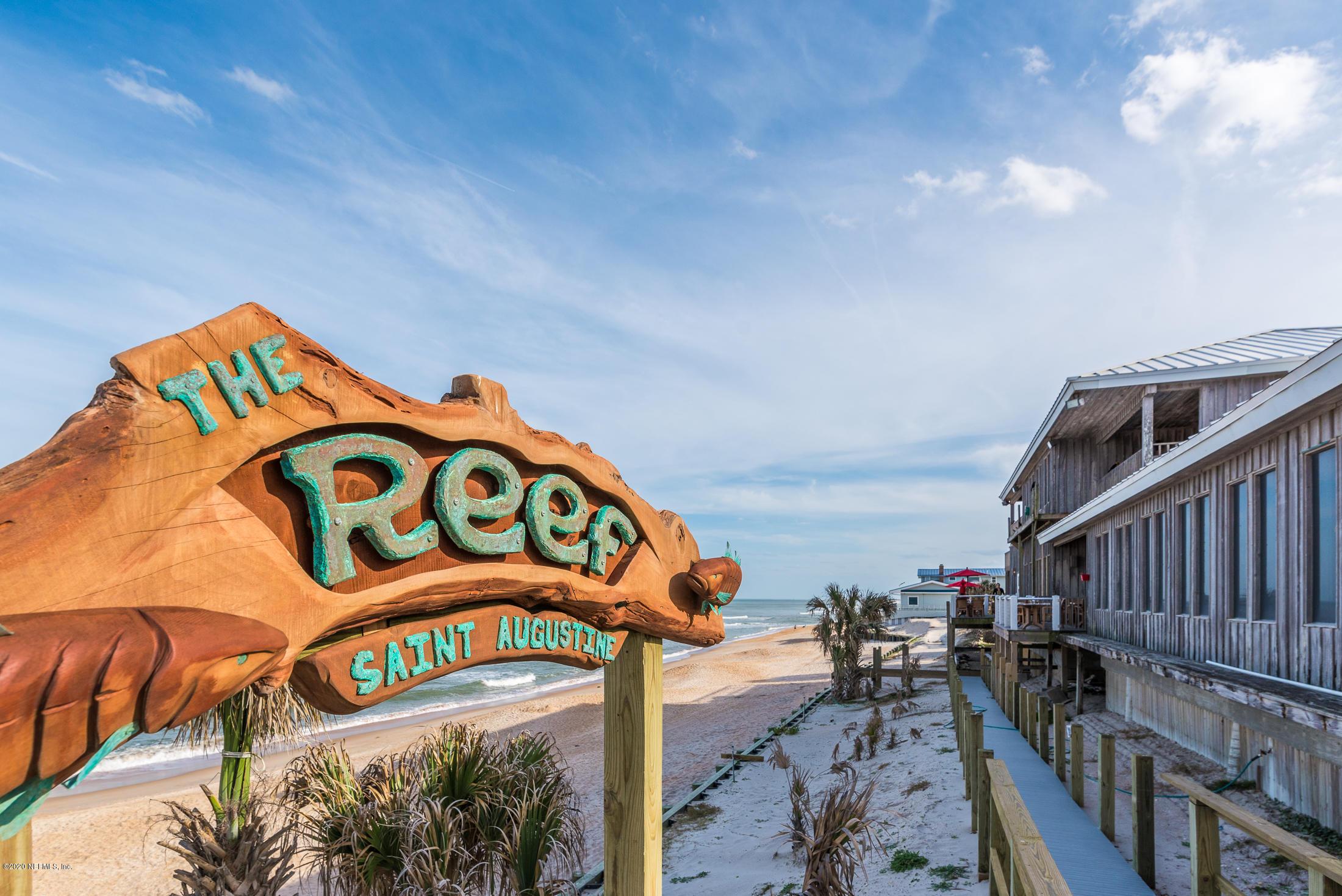105 JEREZ, ST AUGUSTINE, FLORIDA 32084, 3 Bedrooms Bedrooms, ,2 BathroomsBathrooms,Residential,For sale,JEREZ,1042064