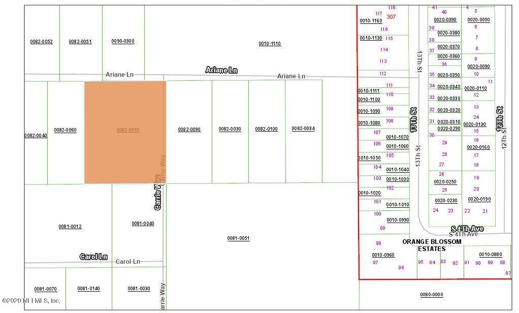 00 ARIANE, INTERLACHEN, FLORIDA 32148, ,Vacant land,For sale,ARIANE,1042385