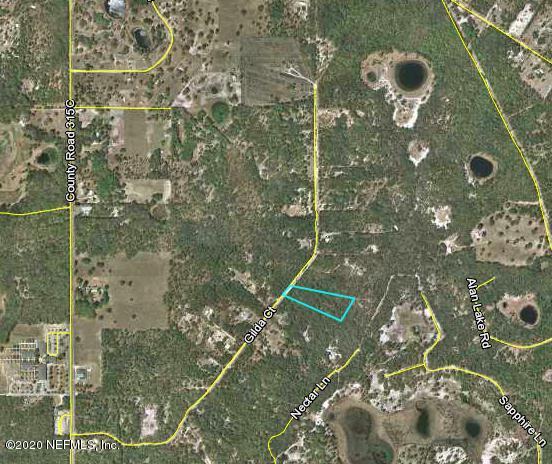 6857 GILDA, KEYSTONE HEIGHTS, FLORIDA 32656, ,Vacant land,For sale,GILDA,1042403