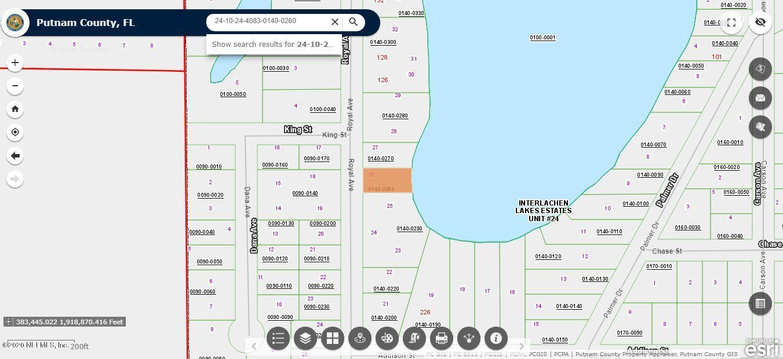 118 ROYAL, INTERLACHEN, FLORIDA 32148, ,Vacant land,For sale,ROYAL,1042641