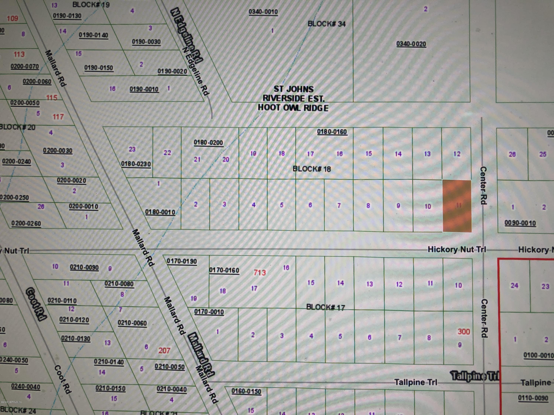 0 HICKORY NUT, SATSUMA, FLORIDA 32189, ,Vacant land,For sale,HICKORY NUT,1042151