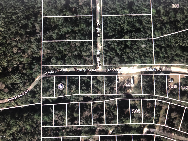 163 NICHOLS, FLORAHOME, FLORIDA 32140, ,Vacant land,For sale,NICHOLS,1042168