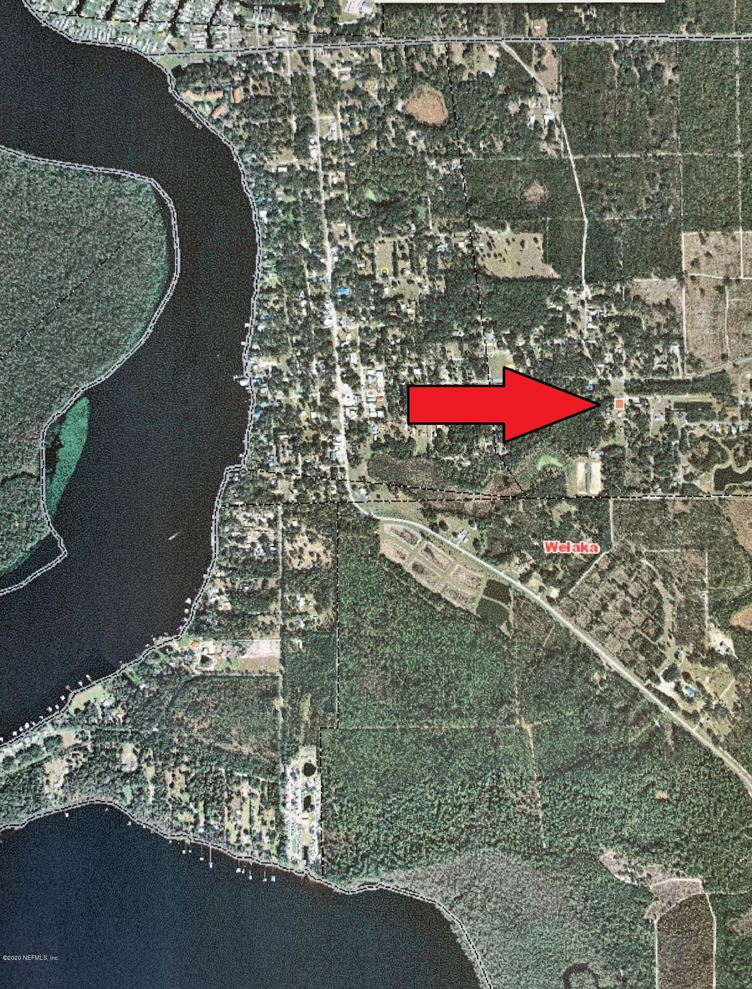 1001 SHELL, WELAKA, FLORIDA 32193, ,Vacant land,For sale,SHELL,1041944