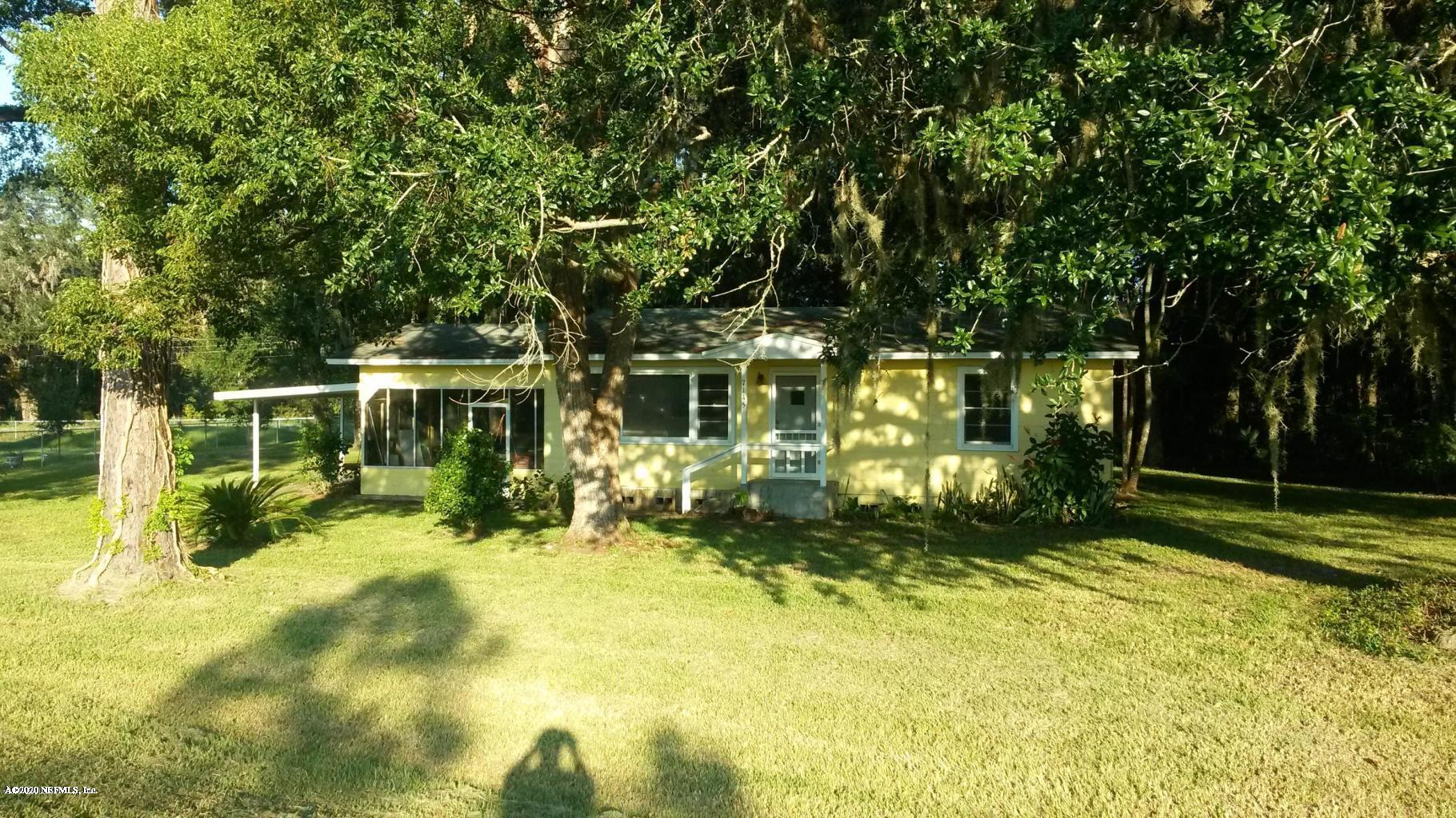 7145 STATE RD 207, ELKTON, FLORIDA 32033, 2 Bedrooms Bedrooms, ,1 BathroomBathrooms,Residential,For sale,STATE RD 207,1043312