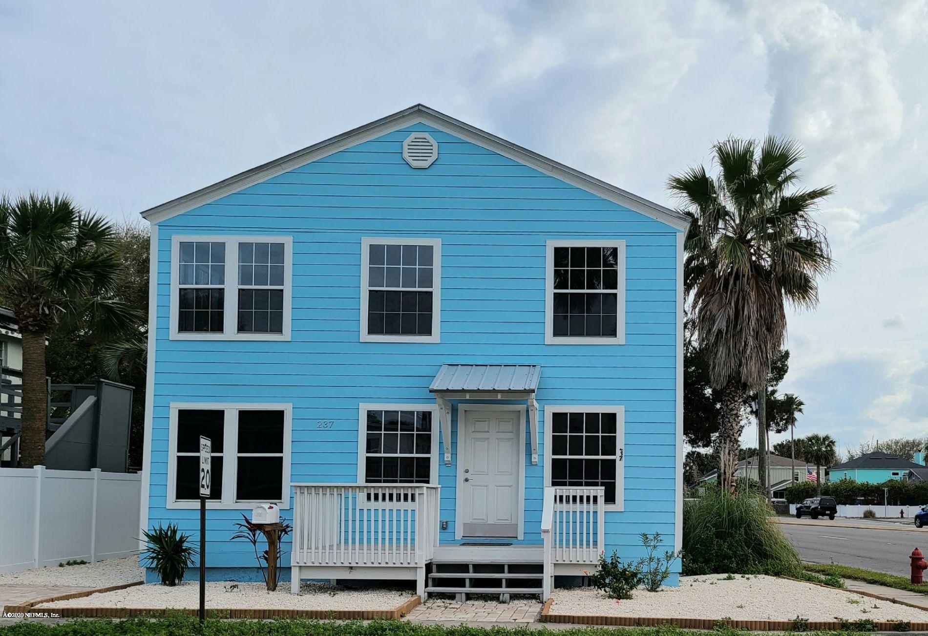 237 OLEANDER, NEPTUNE BEACH, FLORIDA 32266, 3 Bedrooms Bedrooms, ,2 BathroomsBathrooms,Residential,For sale,OLEANDER,1043351