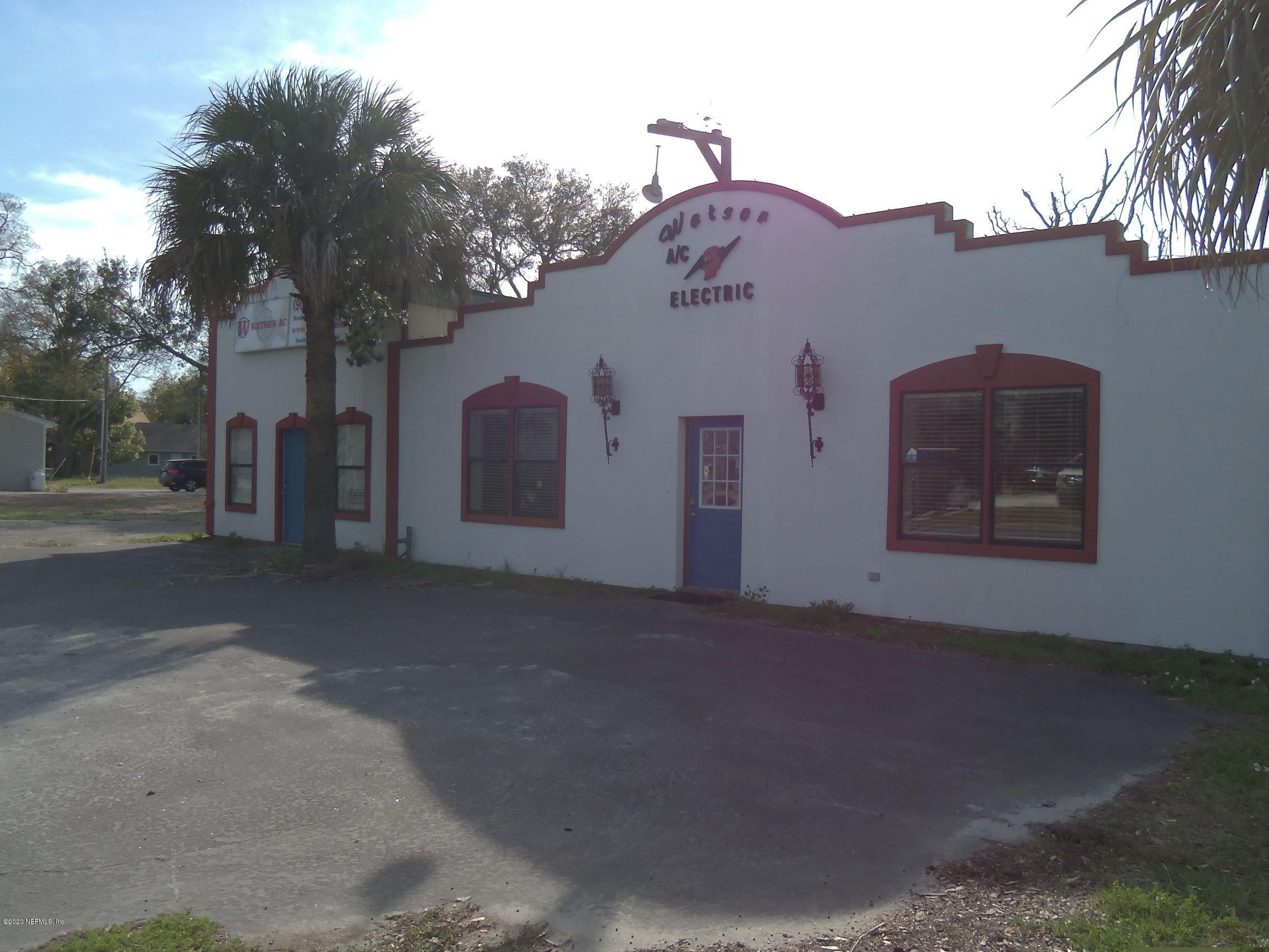 717 8TH, FERNANDINA BEACH, FLORIDA 32034, ,Commercial,For sale,8TH,1043411