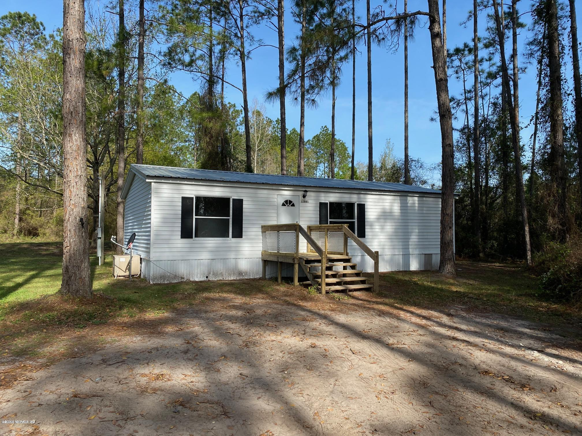 12881 89TH, LAKE BUTLER, FLORIDA 32054, 2 Bedrooms Bedrooms, ,2 BathroomsBathrooms,Residential,For sale,89TH,1043465