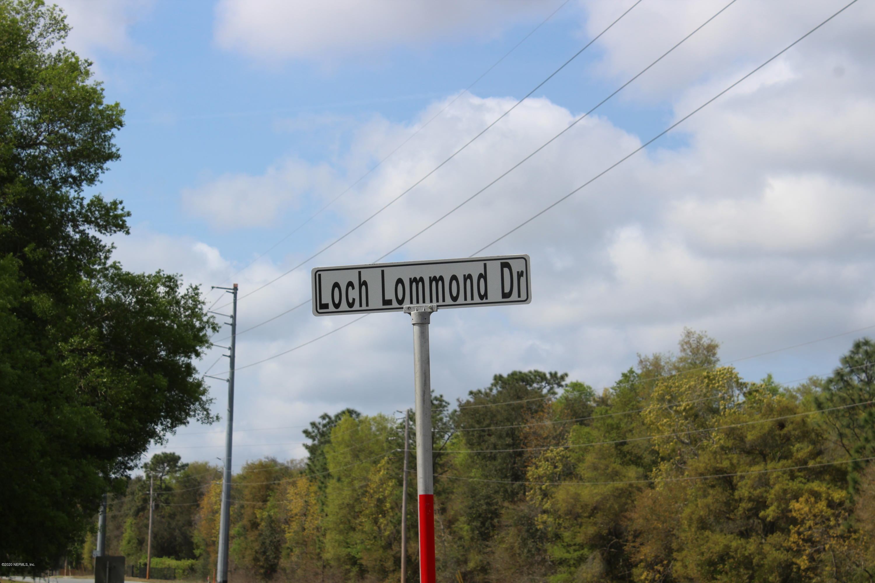 0 LOCH LOMMOND, KEYSTONE HEIGHTS, FLORIDA 32656, ,Vacant land,For sale,LOCH LOMMOND,1043788