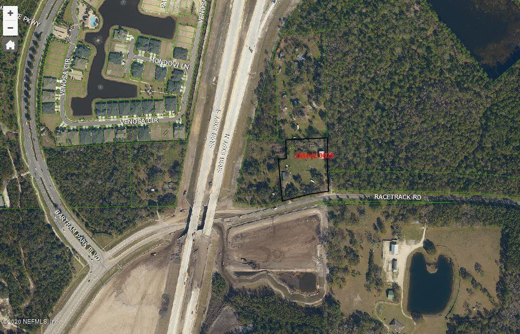 5237 RACE TRACK, JACKSONVILLE, FLORIDA 32259, ,Commercial,For sale,RACE TRACK,1044182