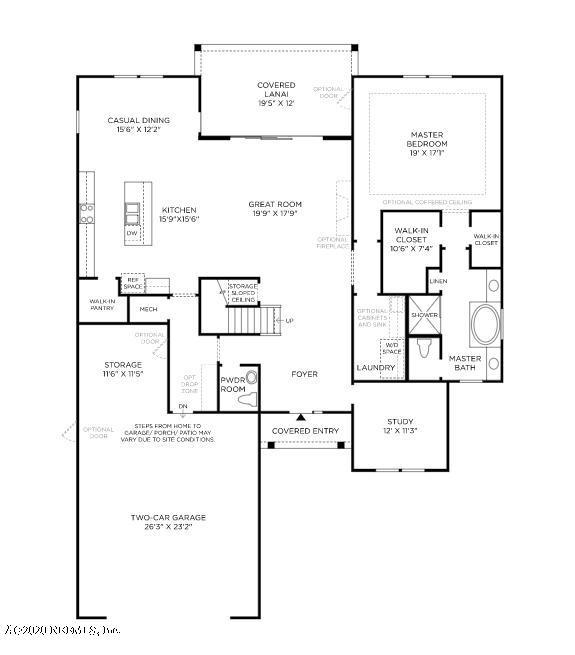 248 MORNING MIST, ST JOHNS, FLORIDA 32259, 4 Bedrooms Bedrooms, ,3 BathroomsBathrooms,Residential,For sale,MORNING MIST,1044334