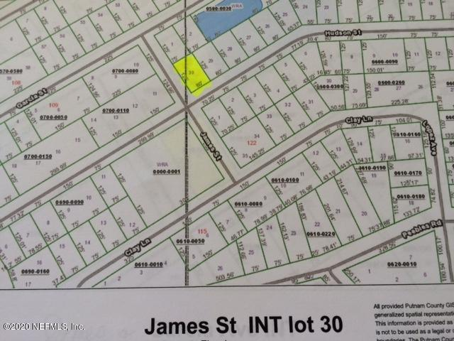 00 JAMES, INTERLACHEN, FLORIDA 32148, ,Vacant land,For sale,JAMES,1044957