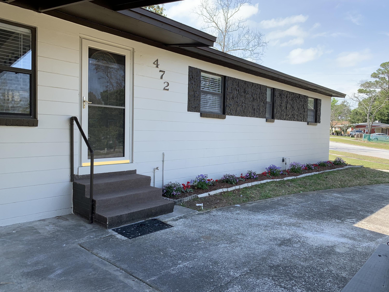 472 SIGSBEE, ORANGE PARK, FLORIDA 32073, 4 Bedrooms Bedrooms, ,2 BathroomsBathrooms,Residential,For sale,SIGSBEE,1044990