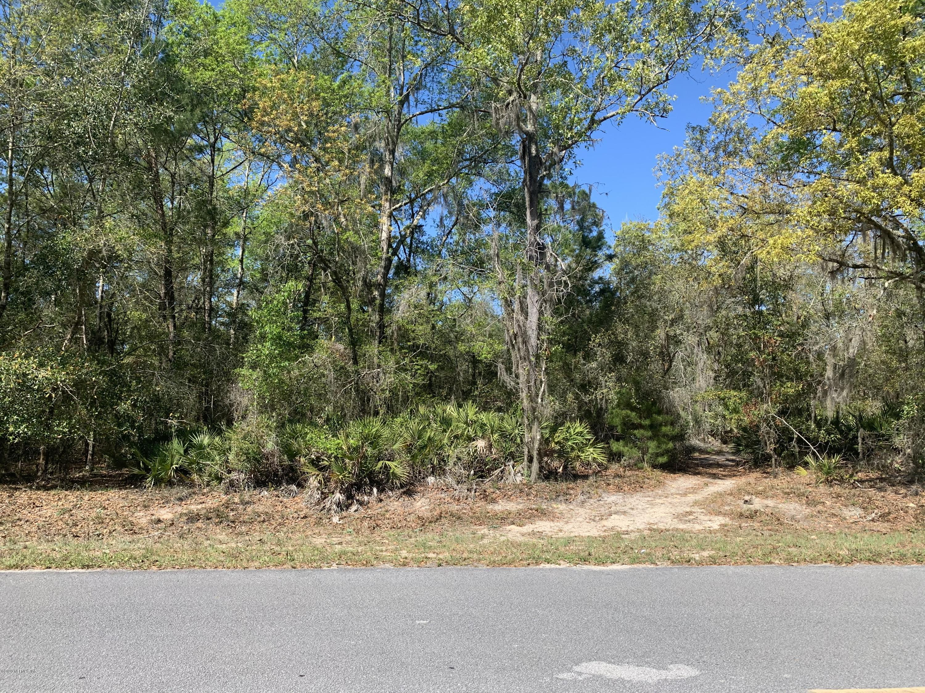 917 HILLSBOROUGH, FLORAHOME, FLORIDA 32140, ,Vacant land,For sale,HILLSBOROUGH,1024375