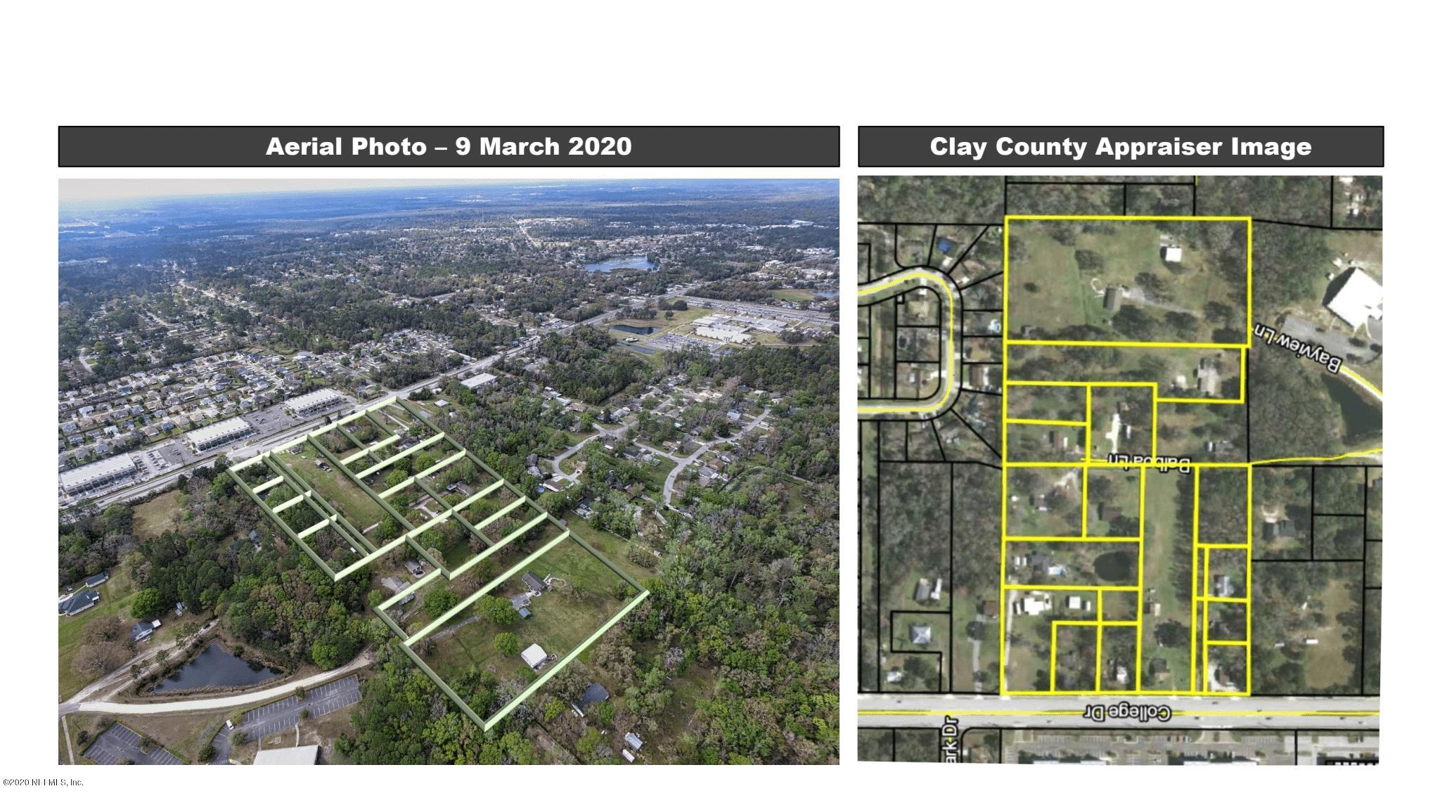 419 COLLEGE, MIDDLEBURG, FLORIDA 32068, ,Vacant land,For sale,COLLEGE,1039792