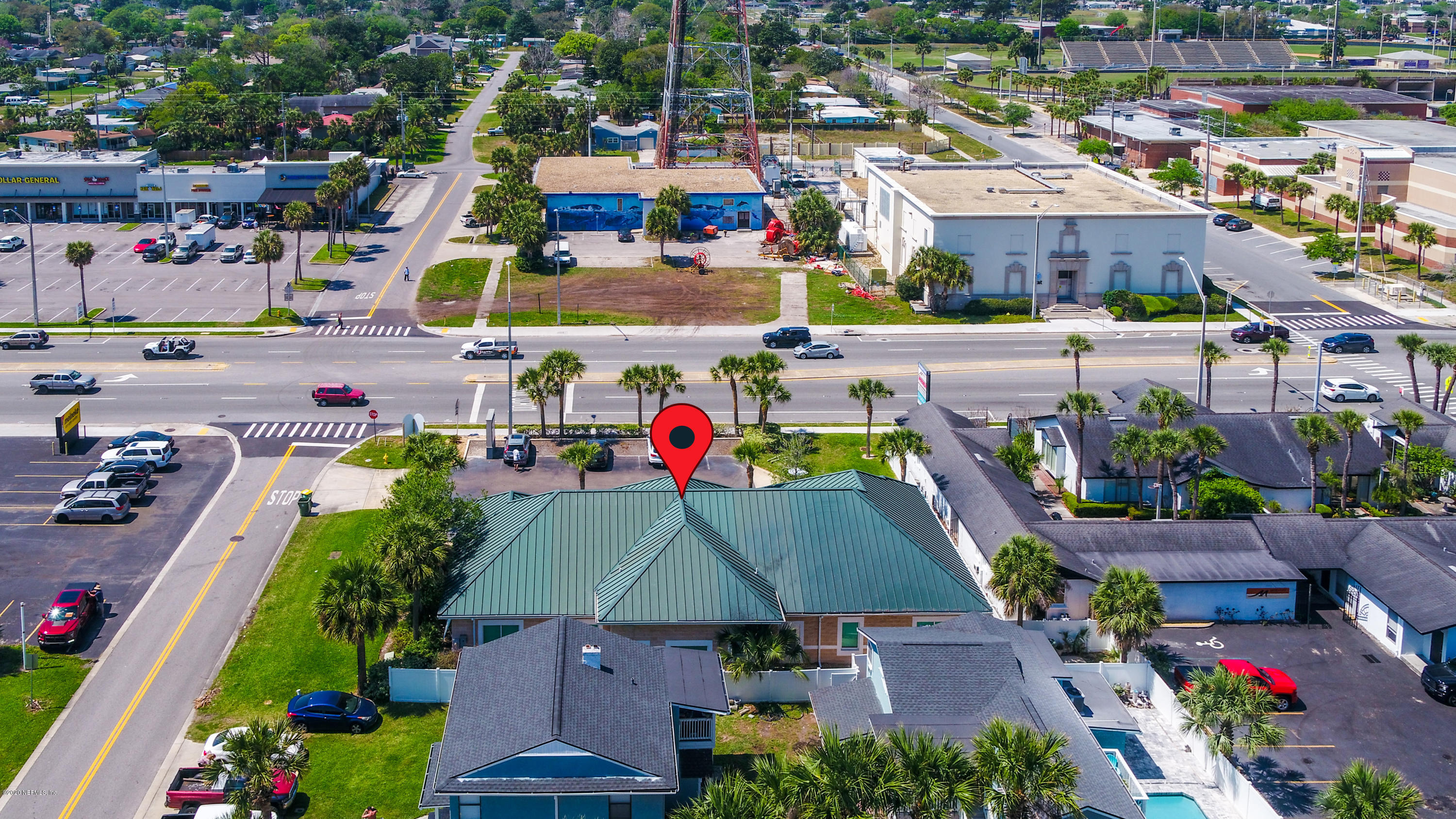 1807 3RD, JACKSONVILLE BEACH, FLORIDA 32250, ,Commercial,For sale,3RD,1046059