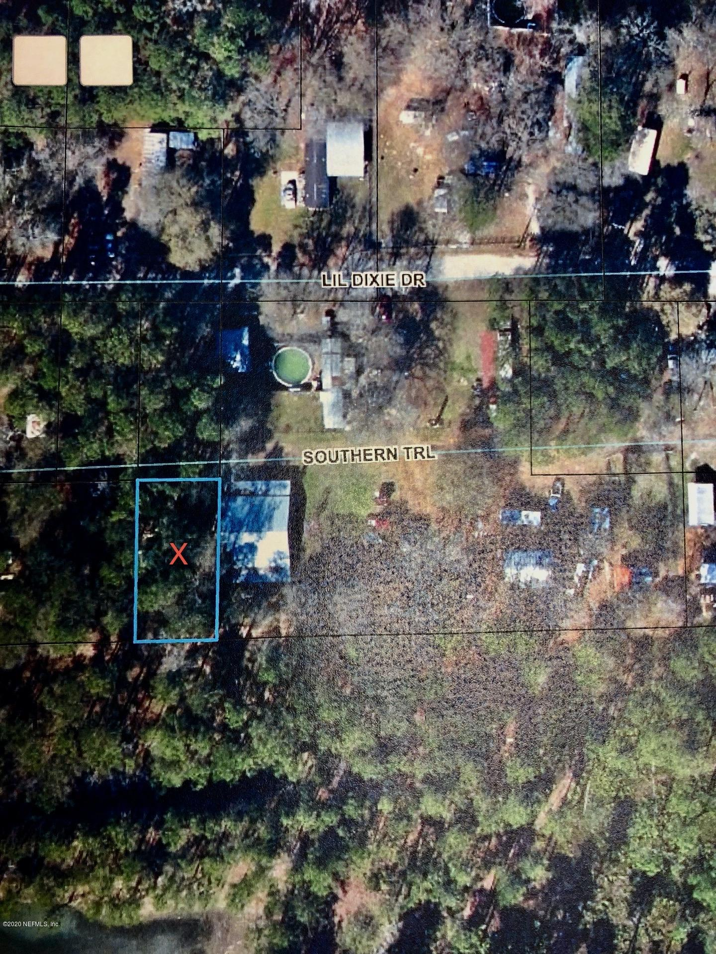 0 SOUTHERN, SANDERSON, FLORIDA 32087, ,Vacant land,For sale,SOUTHERN,1046649