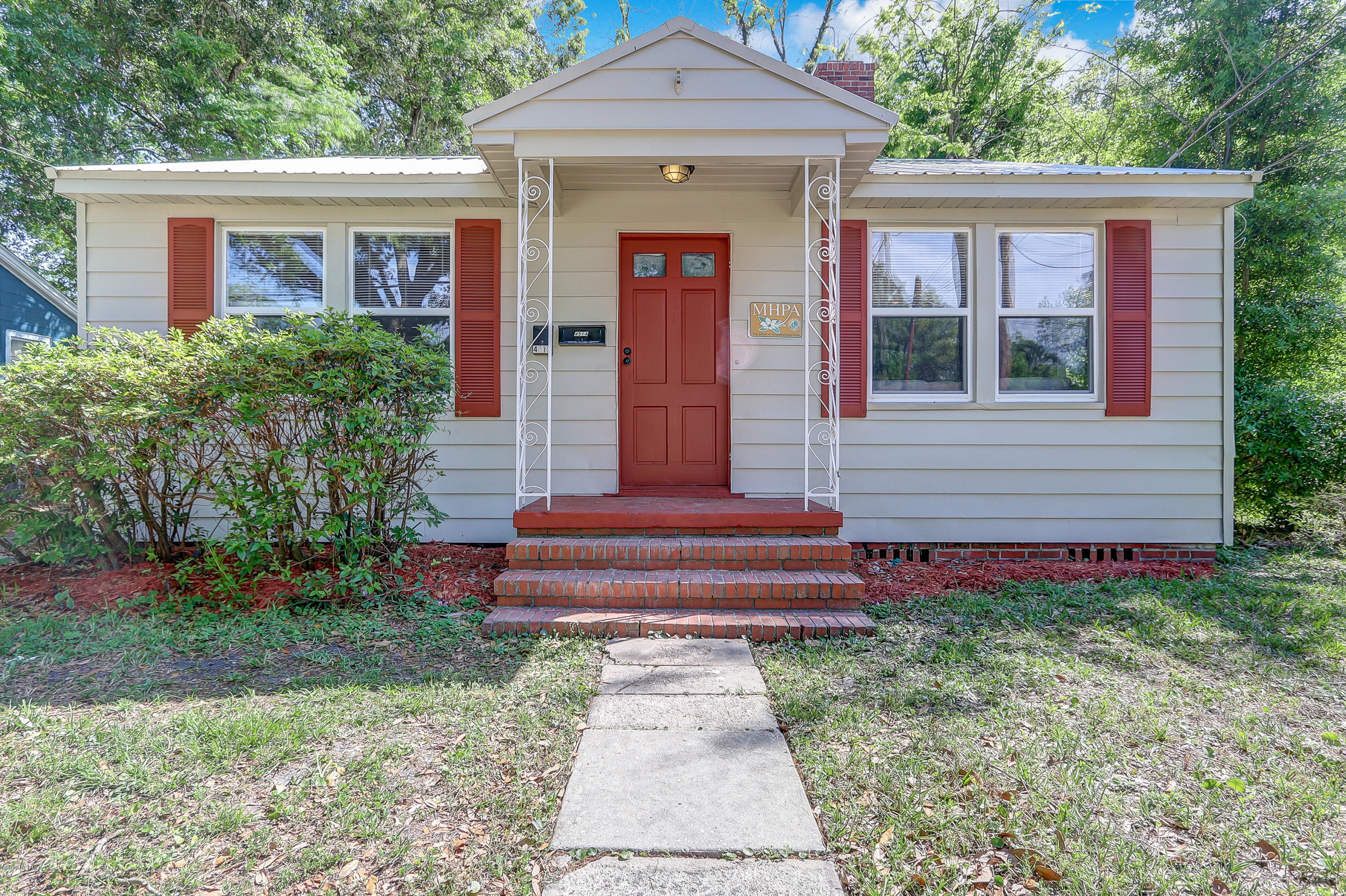 4514 COLLEGE, JACKSONVILLE, FLORIDA 32205, 3 Bedrooms Bedrooms, ,2 BathroomsBathrooms,Residential,For sale,COLLEGE,1047006