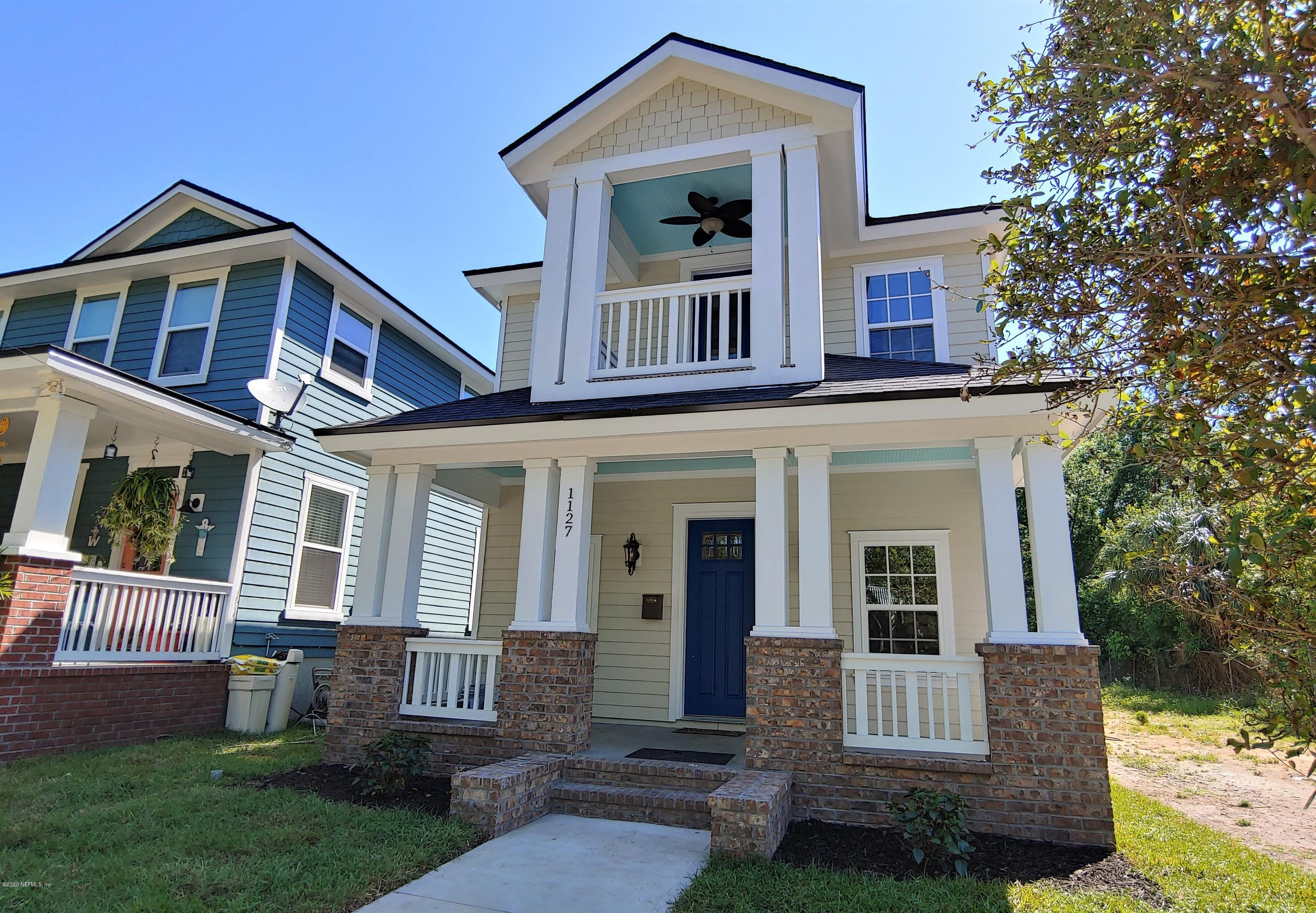 1127 LIBERTY, JACKSONVILLE, FLORIDA 32206, 4 Bedrooms Bedrooms, ,3 BathroomsBathrooms,Residential,For sale,LIBERTY,1034716