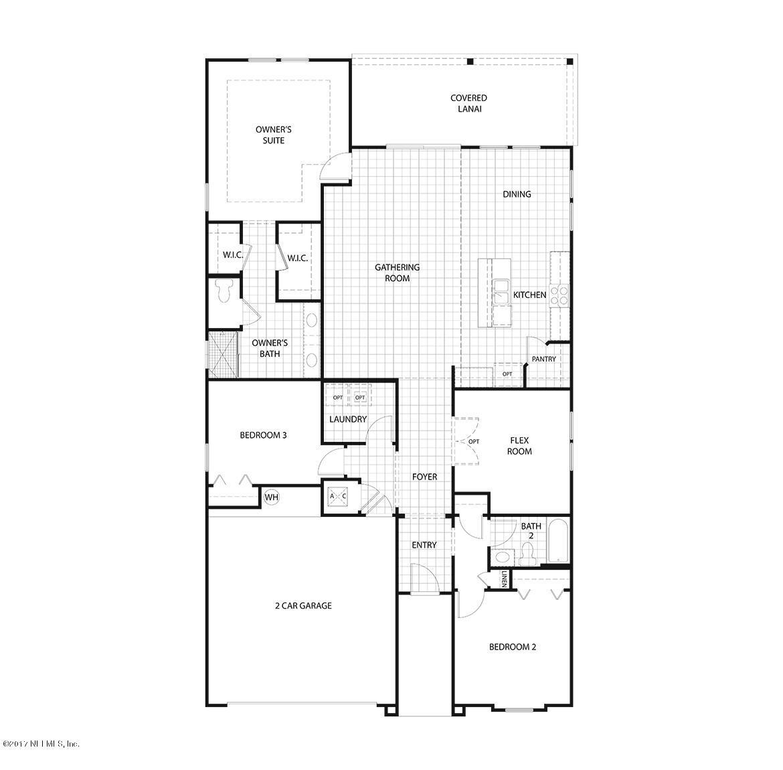4248 GREEN RIVER, MIDDLEBURG, FLORIDA 32068, 4 Bedrooms Bedrooms, ,2 BathroomsBathrooms,Residential,For sale,GREEN RIVER,1047536