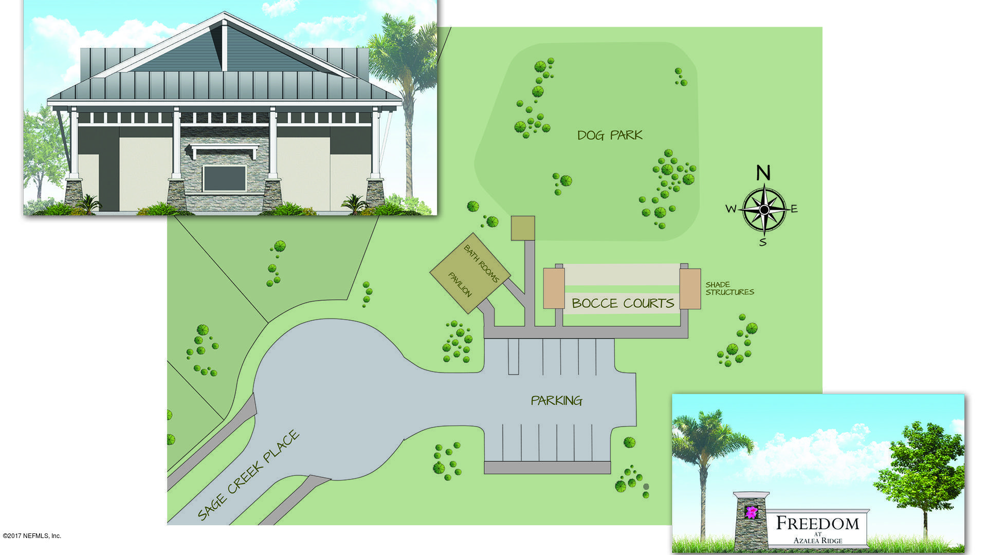 4048 SPRING CREEK, MIDDLEBURG, FLORIDA 32068, 3 Bedrooms Bedrooms, ,3 BathroomsBathrooms,Residential,For sale,SPRING CREEK,1047540