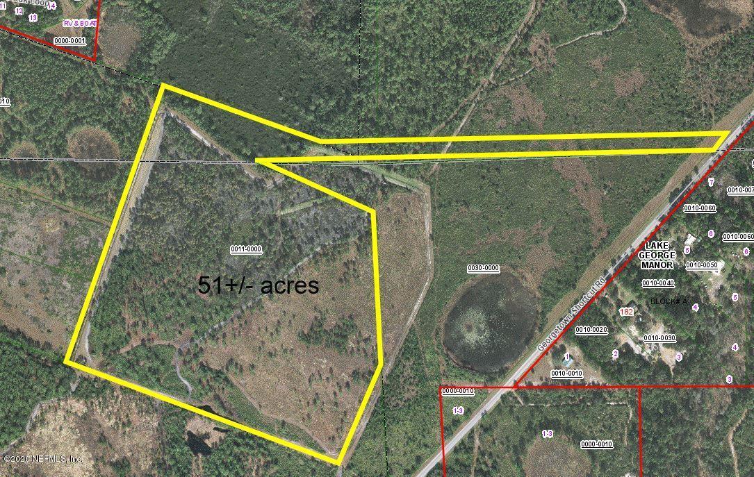141 GEORGETOWN SHORTCUT, CRESCENT CITY, FLORIDA 32112, ,Vacant land,For sale,GEORGETOWN SHORTCUT,1048008