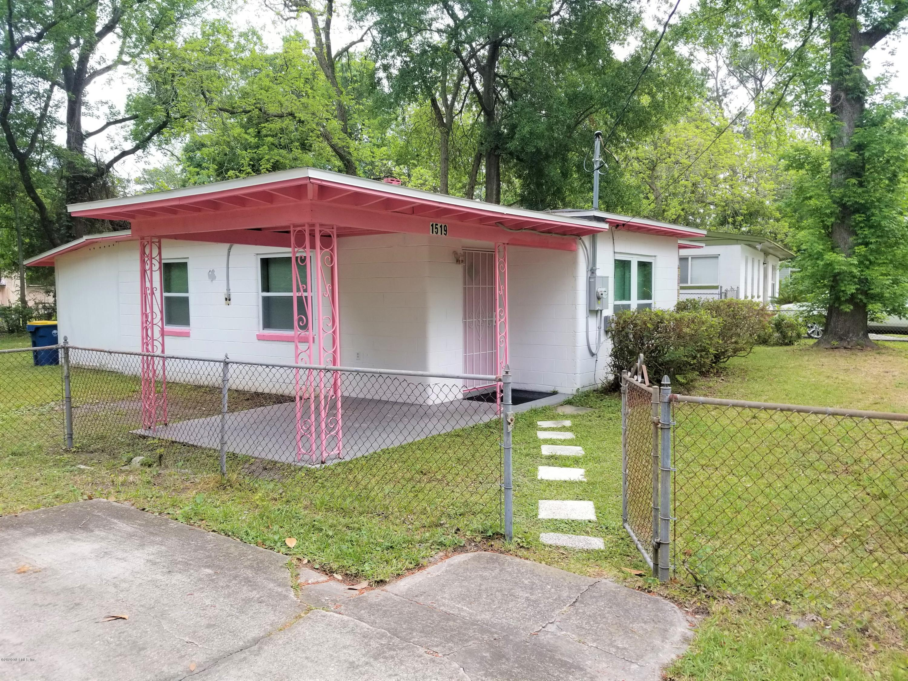 1519 BRETON, JACKSONVILLE, FLORIDA 32208, 2 Bedrooms Bedrooms, ,1 BathroomBathrooms,Residential,For sale,BRETON,1046981