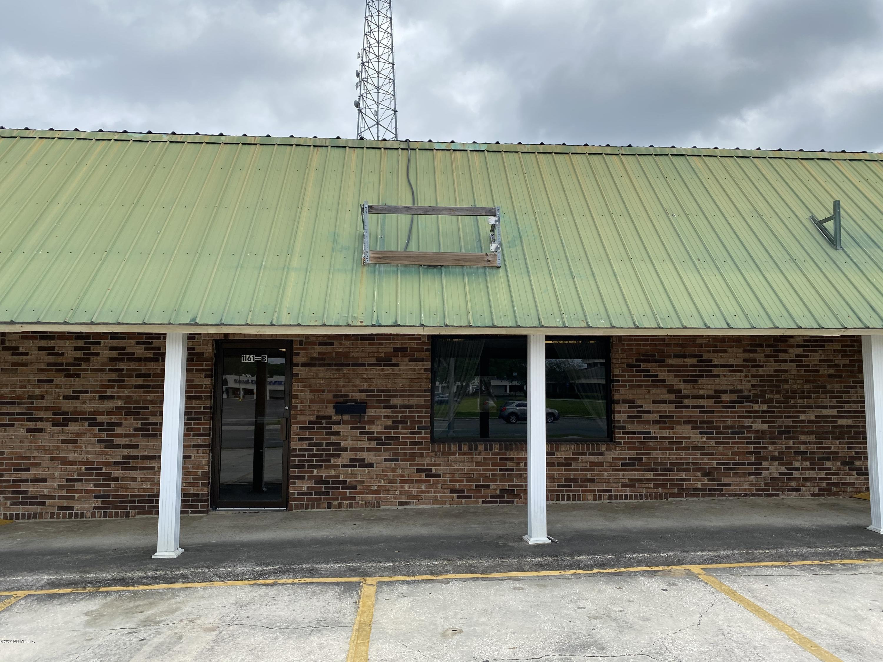 1161 6TH, MACCLENNY, FLORIDA 32063, ,Commercial,For sale,6TH,1047908