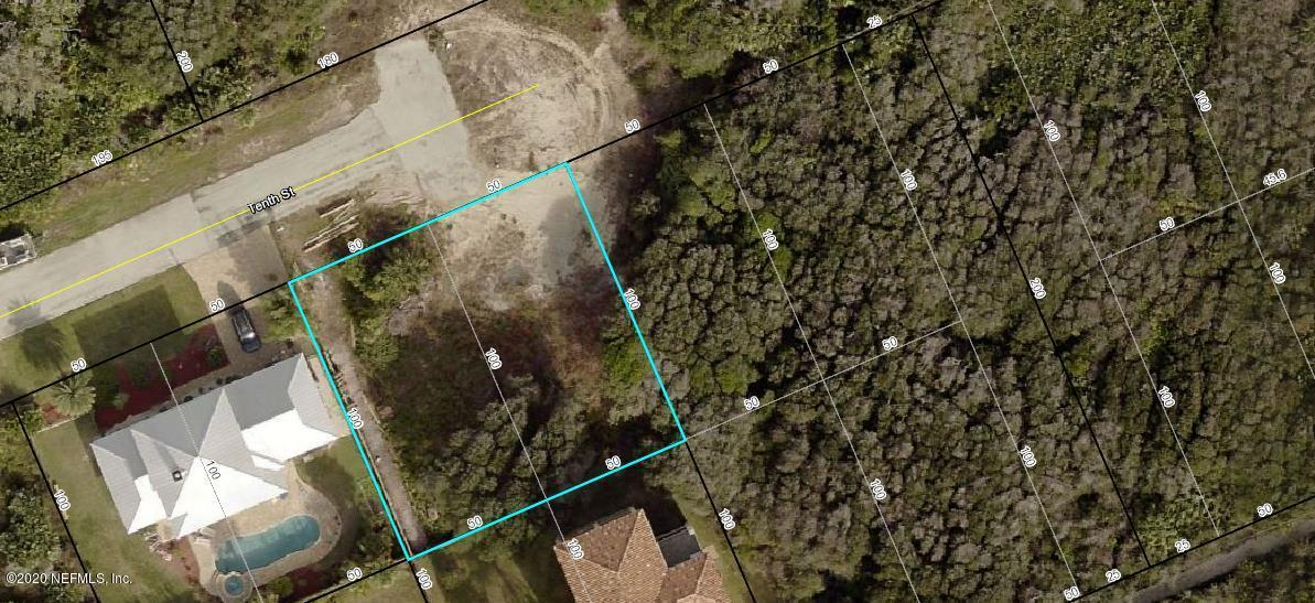 205 TENTH, ST AUGUSTINE, FLORIDA 32084, ,Vacant land,For sale,TENTH,1048161