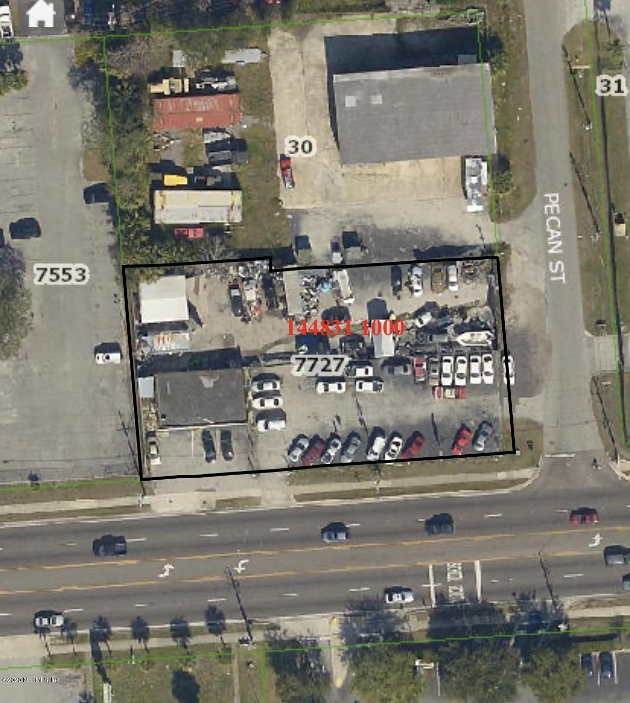 7727 ATLANTIC, JACKSONVILLE, FLORIDA 32211, ,Commercial,For sale,ATLANTIC,1048460