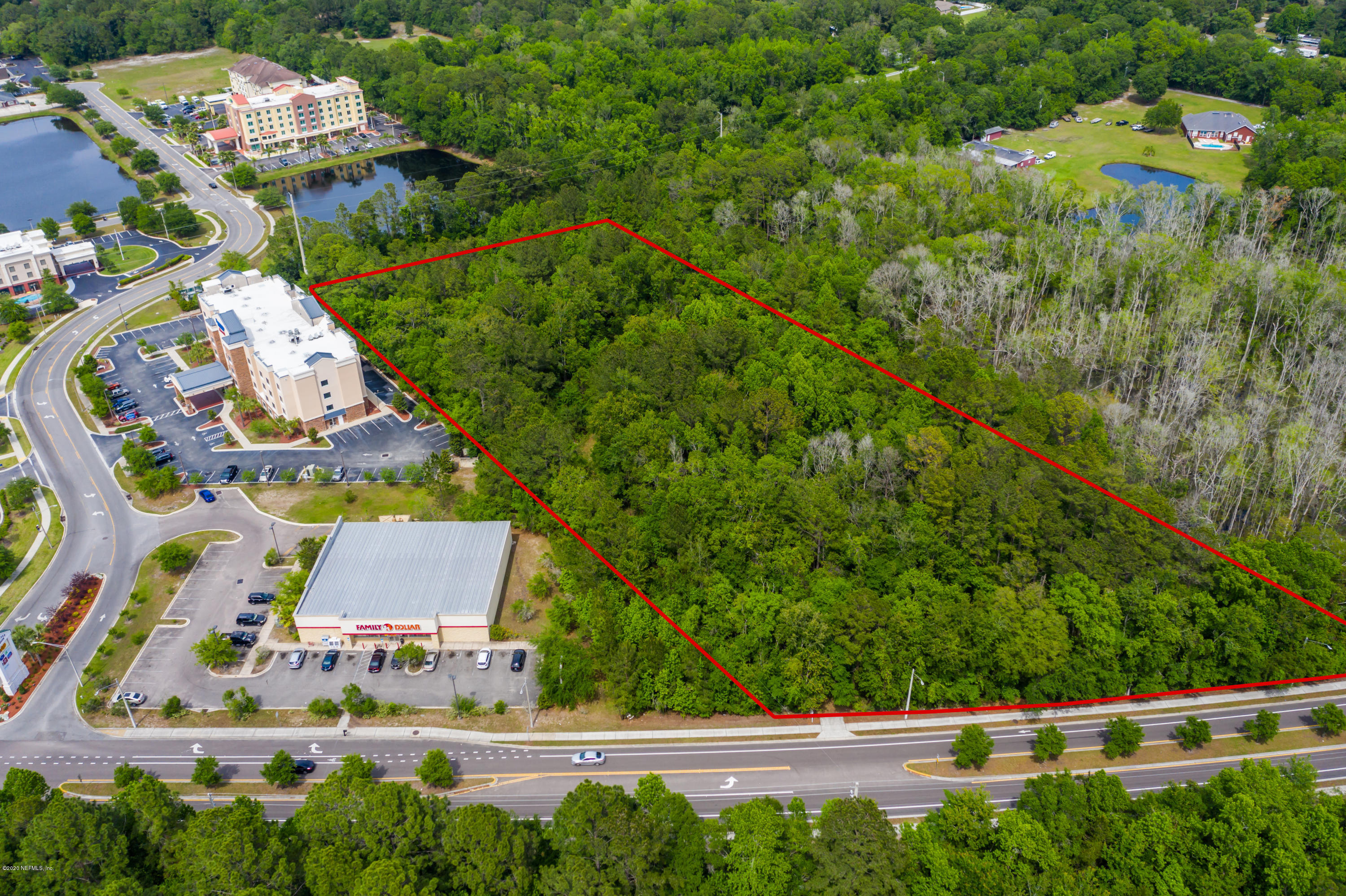 10977 CRYSTAL SPRINGS, JACKSONVILLE, FLORIDA 32221, ,Vacant land,For sale,CRYSTAL SPRINGS,1045072